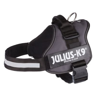 JULIUS-K9® Powergeschirr - anthrazit