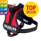 JULIUS-K9® Powergeschirr - rot