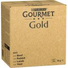 Jumbopack Gourmet Gold Feine Pastete 96 x 85 g