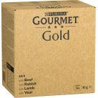 Jumbopack: Gourmet Gold 96 x 85 g
