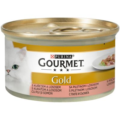 Jumbopack Gourmet Gold 96 x 85 g pour chat