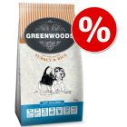 Kanonpris! 2 kg Greenwoods Puppy Turkey & Rice torrfoder