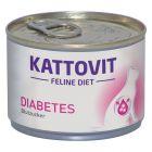 Kattovit Diabetes / hmotnost (cukr v krvi /dietní krmivo)