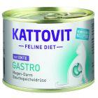 Kattovit Gastro 185 g Dose