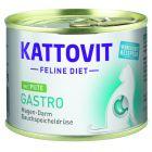 Kattovit Gastro в консерви  6 x 185 г