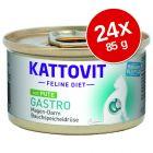 Kattovit Gastro 24 x 85 g