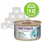 Kattovit Gastro 12 x 85 g pour chat