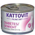 Kattovit High Fibre (diabetes) 185 g