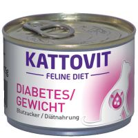 Kattovit High Fibre (diabetes) 185 g