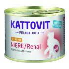 Kattovit Kidney/Renal (Renal Failure) 6 x 185g
