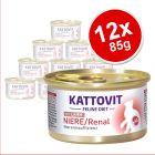 Kattovit Kidney/Renal 12 x 85g