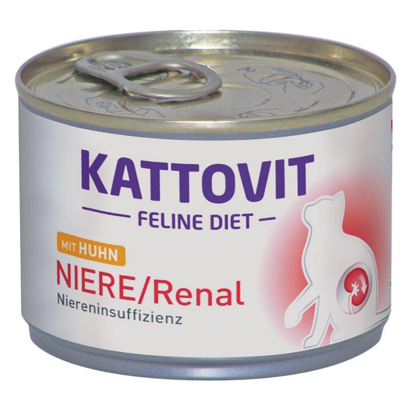 Kattovit за бъбреци (Low Protein) в консерви 6 x 175 г