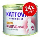 Kattovit Niere/Renal в консерви 24 х 185 г