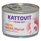 Kattovit Niere/Renal (renální insuficience) 175 g