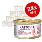 Kattovit Niere/Renal 24 x 85 g