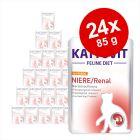 Kattovit Renal 24 x 85 g en sobres para gatos - Pack Ahorro
