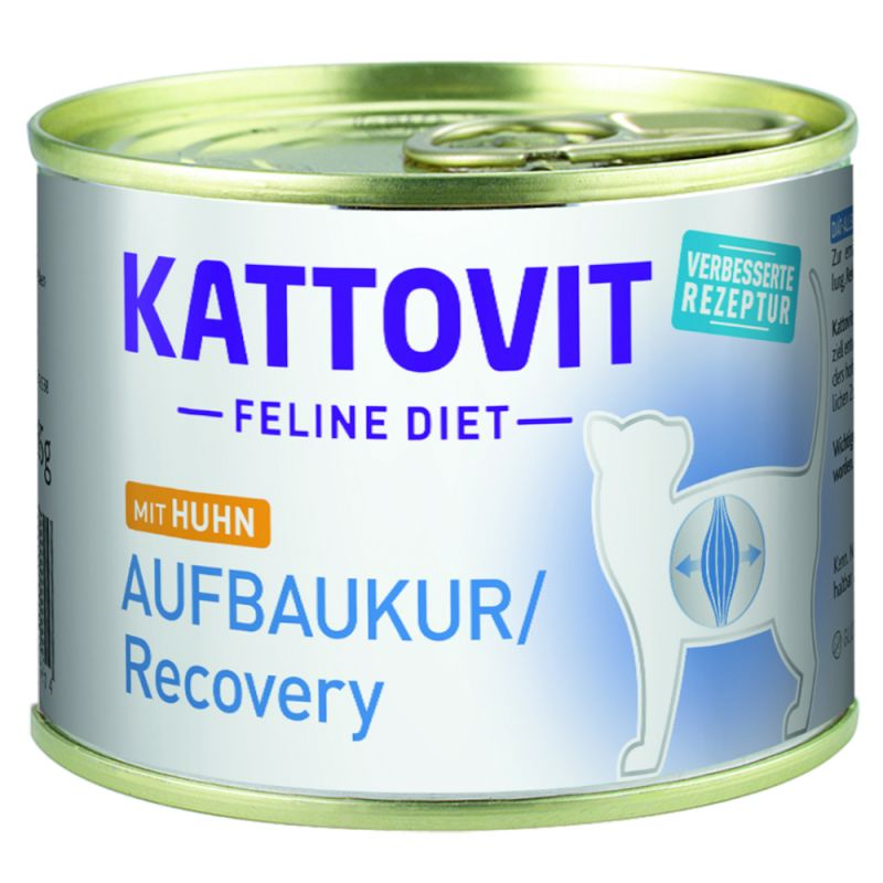 Kattovit Revitalizante 6/12 x 175 g comida húmeda para gatos