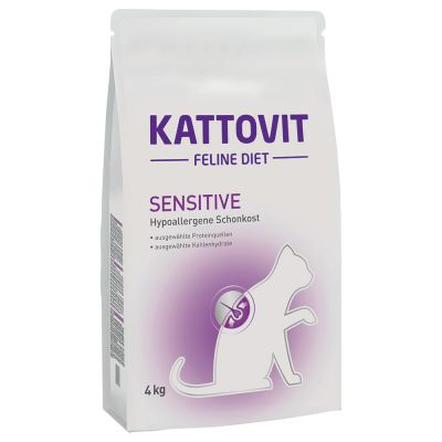 Kattovit Sensitive pour chat