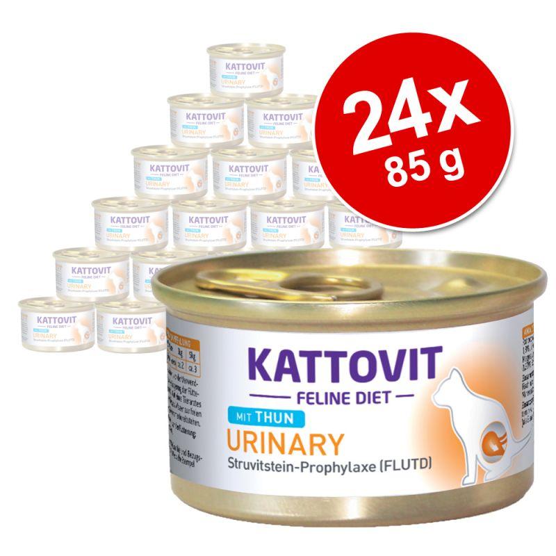 Kattovit Urinary Calcoli Struvite 24 x 85 g