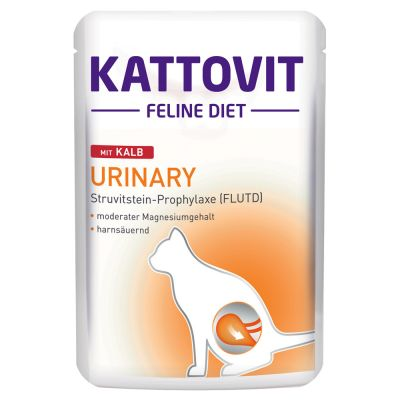 Kattovit Urinary in busta, 85 g