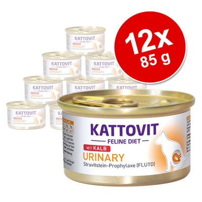Kattovit Urinary 12 x 85 g