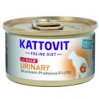 Kattovit Urinary 6 x 85 g pour chat