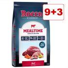 9 + 3 kaupan päälle: Rocco Mealtime koiranruoka 12 kg