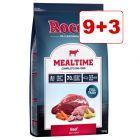 9 + 3 kaupan päälle: Rocco Mealtime -koiranruoka 12 kg