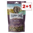 2 + 1 kaupan päälle! 3 x 100 g Happy Dog Soft Snack