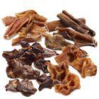 Kausnack Mischtüte Rind, Schwein, Hähnchen und Lamm