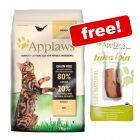 1.8/2kg Applaws Dry Cat Food + 30g Tuna Loin Free!*