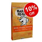 12kg Barking Heads Dry Dog Food - 10% Off!*