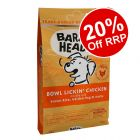 12kg Barking Heads Dry Food - 20% Off RRP!*