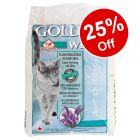 14kg Golden White Cat Litter - 25% Off!*