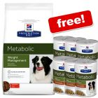 12kg Hill's Prescription Diet Canine Dry Dog Food + 6 x 354g Stews Free!*