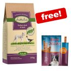 10kg Lukullus Dry Dog Food + 120g Rocco Poultry Sticks Free!*