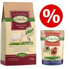10kg Lukullus Dry Food + 6 x 300g Pouches - Special Bundle Price!*