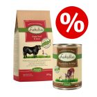 10kg Lukullus Dry Food + 6 x 400g Rabbit & Game - Special Bundle Price!*