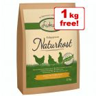 15kg Lukullus Naturkost Cold-Pressed Dry Dog Food - 14kg + 1kg Free!*