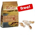 1kg Purizon Dry Dog Food + 100g Wolf of Wilderness Dried Rabbit Ears Free!*