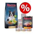 10kg Rocco Flake Mix + 6 x 800g Rocco Real Hearts - Special Bundle!*