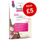 10kg Sanabelle Dry Cat Food - Save £5!*