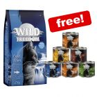 2kg Wild Freedom Adult Dry Cat Food + 6 x 200g Wild Freedom Mix Pack Free!*