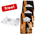 6kg Wild Freedom Dry Cat Food + Trixie Cat Activity Fun Board Free!*