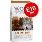 12kg Wolf of Wilderness Dry Dog Food - £10 Off!*