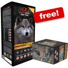 9kg Alpha Spirit Semi-Moist Dog Food + Mixed Snack Box Free!*