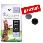 7,5 kg Applaws + 2 mingi lână Cosma gratis!
