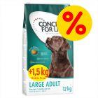 13,5 kg Bonusbag Concept for Life