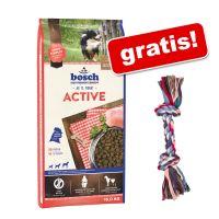12,5/15 kg Bosch + 26 cm Trixie sfoară 2 noduri gratis!