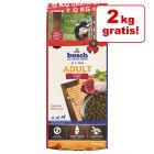 15 + 2 kg - bosch HPC Adult Agnello & Riso Overfill